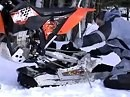 EXPLORER Snow Bike Conversion Kit - Umrüstkit für Winterbetrieb