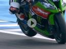 Exrem Reifenschoning - Jonathan Rea in Jerez 2015