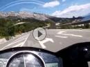 R6 extrem andrücken Kroatien / Podgora nach Zivogosce