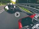 Extrem durchgeknallt er ist! Vollgas, Wheelies von Max Wrist, BMW S1000RR