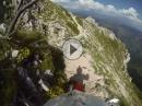 Extrem Enduro am Abgrund! Rechts abbiegen und Höhenangst verboten