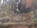 Extrem Enduro Kamikaze Sprung - Wer hoch springt, fällt tief