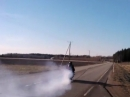Extrem Highspeed Burnout. Hardcore auf finnisch - Volllgaaaassss