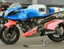 Extrem kultig: Britten V1000 - first ride MCN - Hammer Motorrad