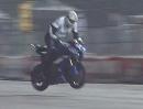 KRACHER: Motorrad Stunting - Bill Dixon Highspeed, Überirdisch - MEGA thrilling performance