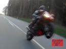 Extrem Speeding - BMW S1000RR vs Aprillia RSV4 | KrankerRaser86