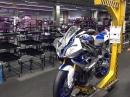 Fabriktour BMW Werk Berlin Spandau - Motorrad Produktion