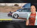 Fahrerflucht, Streckensperrung L1152, Motorradfahrer vermisst uvm. Motorrad Nachrichten
