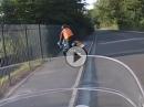 Fahrschule: Wenden auf der Straße - Anfängerfehler - Crash