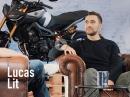 Fahrspaß und Motorradreifen mit Lucas Lit - METZELER Table Talk