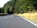 Fahrt nach Lützel mit Suzuki SV 650