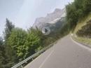 Fahrt von Ramsau nach Filzmoos mit BMW R1250GS
