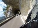 Fahrt zum Monte Baldo von Mori aus mit BMW R1250 GS - Gardasee 2019