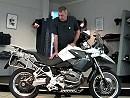 Fahrwerkseinstellung Motorrad (Wilbers) am Beispiel einer BMW R 1200 GS von Wunderlich