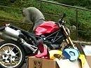 Farbwechsel Ducati Monster in 3 Minuten!