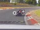 Fast Biker vs. Seat Leon Cupra Nürburgring Nordschleife - Bääämmm