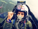 Faster - Marquez und Pedrosa - im Flying Bulls Alpha Jet
