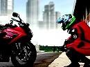 Faszination Motorrad - genial gemachtes Video!