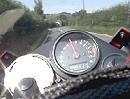 Engagierte Motorradtour mit Fazer FZ1 în Wales (England)