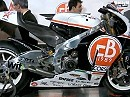 FB Corse MotoGP Fb01 800ccm Präsentation. Fahrer Garry McCoy