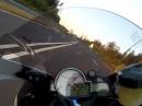Feierabendrunde BMW S1000RR - Vollgas @294km/h
