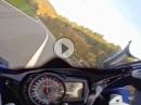 Feierabendrunde: Calw, Nagold Tacho - 7% mit Suzuki GSX-R 1000