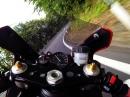 Feierabendrunde Yamaha R1 im Vogelsberg, Schotten, Faltorhaus