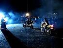 Fekete Sas Party 2009 - Um Mitternacht drehen alle durch!