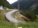 Felberttauerntunnel durch das Tauerntal ins Defereggental
