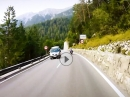Fernpass in den Tiroler Alpen