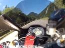 Fernpass mit Kawasaki ZX10R | Mr.X Street Racing Crew