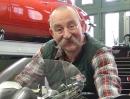 Fernsehstar Horst Lichter präsentiert seinen neuen Metisse BMW Classic Racer
