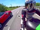 Ferrari 488 GTB vs Suzuki by Full Aggression Max Wrist