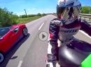 Ferrari 488 GTB vs Suzuki by Full Aggression Max Wrist