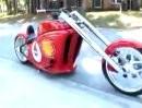 Michael Schumachers Bike? Ferrari Customize