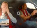 Ferrari FXX vs. Guy Martin - Geil die Reaktion nach dem Ritt - Vollgastier halt