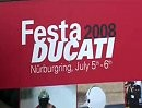 Festa Ducati 5./6. Juli auf dem Nürburgring