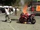 Motorplatzer - Zuviel Drehzahl, zu wenig Hirn