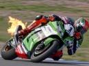 Feuer unterm Arsch - Tom Sykes - Kawasaki ZX10-R