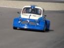 Fiat 500 mit dem Herz einer Suzuki Hayabusa GSX-R1300 - Speedkugel