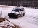 Fiat Panda mit Suzuki GSXR 1000 Motor - das ideale Winterauto