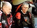 Fifty Years of Kicks - zwei alte Junggebliebene die Motorrad lieben! Anschauen!