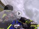 Fifty#73 Racing: Pau Arnos (Frankreich) - MotoV-Log Auftakttraining
