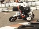 Fifty#73 Racing zu Besuch bei Dario's Pitbikeschule in Cartagena