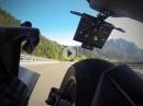 'Fightaz' - Kawa Z800 in den Salzburger Alpen, Steiermark