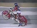 FIM Ice Speedway 2011 Gladiators WM in Krasnogorsk, Russland
