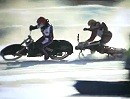 FIM Ice Speedway Gladiators WM 2012 in Ufa (Russland) - super Bilder