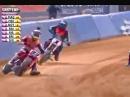 Finallauf beim Superprestigio Barcelona Dirt Track - komplett