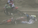 Finnland (Hyvinkää) Motocross WM 2014 Highlights MXGP, MX2