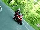 Fireblade vs. Yamaha XJ 900 N auf Langeland